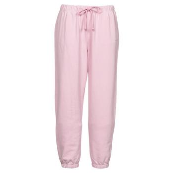 textil Dam Joggingbyxor Levi's WFH SWEATPANTS Rosa