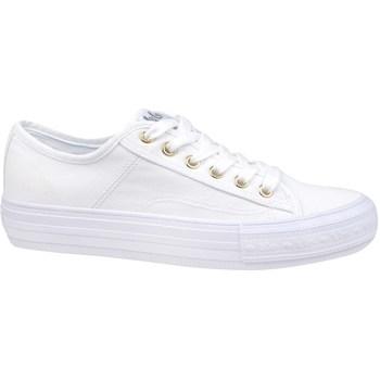 Skor Dam Sneakers Lee Cooper Lcw 21 31 0121L Vit