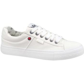Skor Dam Sneakers Lee Cooper Lcw 21 31 0001L Vit