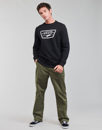 textil Herr Chinos / Carrot jeans Vans AUTHENTIC CHINO LOOSE PANT Kaki