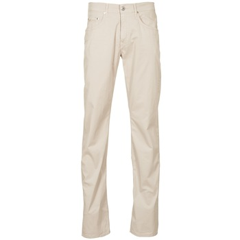 textil Herr Chinos / Carrot jeans Serge Blanco 15184 Beige