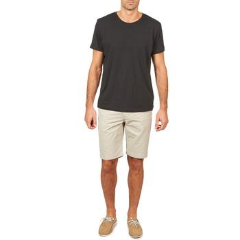 textil Herr Shorts / Bermudas Serge Blanco 15144 Beige