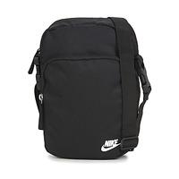 Väskor Portföljer Nike NK HERITAGE CROSSBODY -  FA22 Svart / Vit