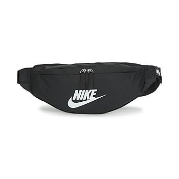 Väskor Midjeväskor Nike NK HERITAGE WAISTPACK - FA22 Svart / Vit