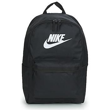 Väskor Ryggsäckar Nike NIKE HERITAGE Svart / Vit