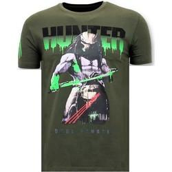 textil Herr T-shirts Lf Tuff Predator Hunter G Grön