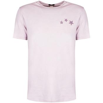 textil Herr T-shirts Antony Morato  Violett