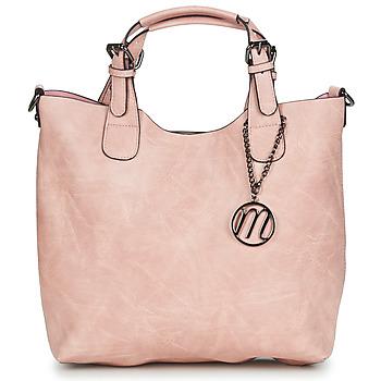 Väskor Dam Handväskor med kort rem Moony Mood PAPE Rosa