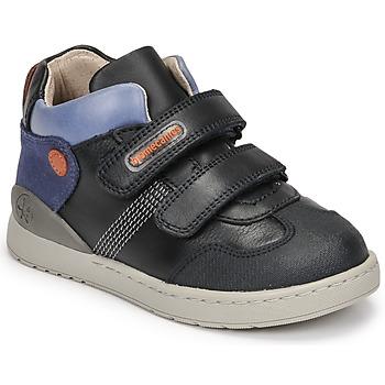 Skor Pojkar Höga sneakers Biomecanics BIOEVOLUTION BOY Marin