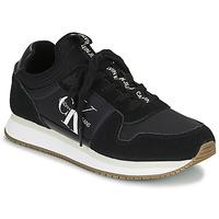 Skor Dam Sneakers Calvin Klein Jeans RUNNER LACEUP Svart