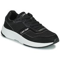 Skor Herr Sneakers Calvin Klein Jeans LOW TOP LACE UP MIX Svart