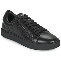 Skor Herr Sneakers Calvin Klein Jeans LOW TOP LACE UP Svart