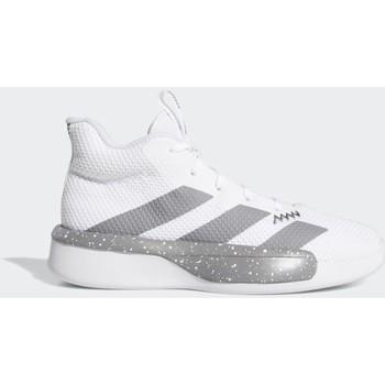 Skor Barn Fitnesskor adidas Originals PRO NEXT K EF9812 Vit