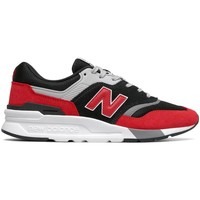 Skor Herr Sneakers New Balance 997 Svarta, Röda