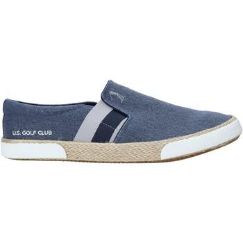 Skor Herr Slip-on-skor U.s. Golf S20-SUS101 Blå