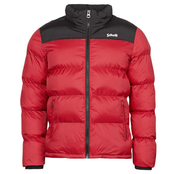 textil Täckjackor Schott UTAH Röd