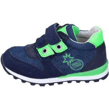 Skor Pojkar Sneakers Enrico Coveri Sneakers BJ973 Blå