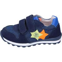 Skor Pojkar Sneakers Enrico Coveri Sneakers BJ974 Blå
