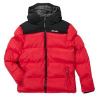 textil Barn Täckjackor Schott UTAH 2 Röd