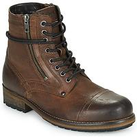 Skor Herr Boots Pepe jeans MELTING HIGH Kamel