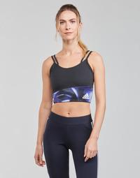 textil Dam Sport-BH adidas Performance WUFORU Svart