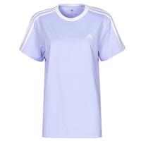 textil Dam T-shirts adidas Performance WESBEF Violett