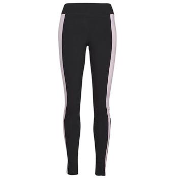 textil Dam Leggings adidas Performance WECEBLEG Svart / Rosa