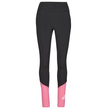 textil Dam Leggings adidas Performance WEBLETIG Svart