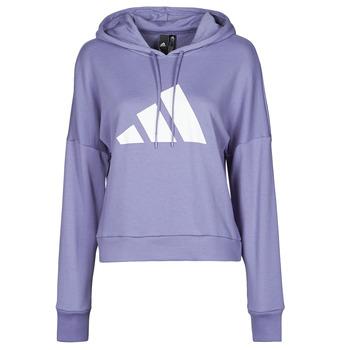textil Dam Sweatshirts adidas Performance WIFIEB HOODIE Violett