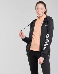 textil Dam Sweatjackets adidas Performance WELINFT FZ Svart