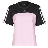 textil Dam T-shirts adidas Performance WECBT Svart