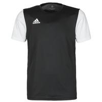 textil Herr T-shirts adidas Performance ESTRO 19 JSY Svart