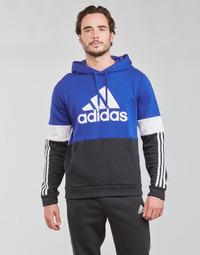 textil Herr Sweatshirts adidas Performance M CB HD Blå