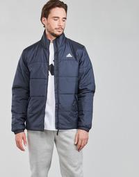 textil Herr Täckjackor adidas Performance BSC 3S INS JKT Bläckfärgad / Legend
