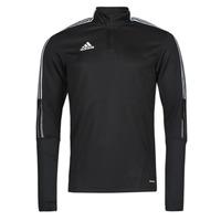 textil Sweatjackets adidas Performance TIRO21 TR TOP Svart