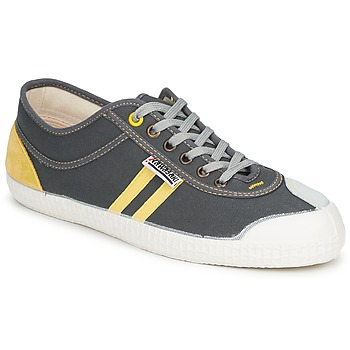 Skor Sneakers Kawasaki RETRO Grå / Gul