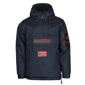textil Herr Parkas Geographical Norway BARKER Marin