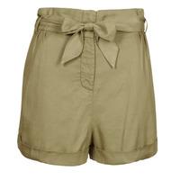 textil Dam Shorts / Bermudas Ikks ELVIRA Kaki