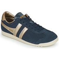 Skor Dam Sneakers Gola BULLER PEARL Marin / Guldfärgad