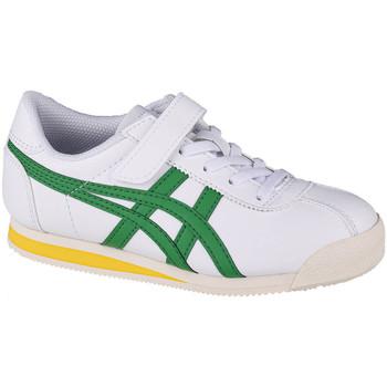 Skor Barn Sneakers Onitsuka Tiger Corsair PS Blanc
