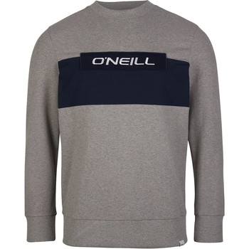 textil Herr Sweatshirts O'neill Club Crew Grå