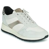 Skor Dam Sneakers Geox TABELYA Vit