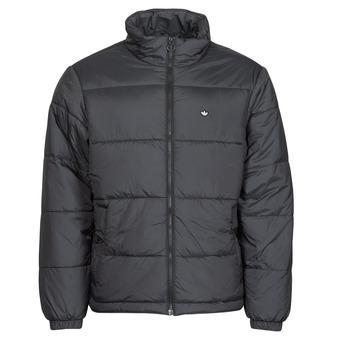 textil Herr Täckjackor adidas Originals PAD STAND PUFF Svart