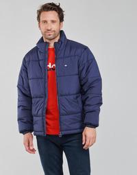 textil Herr Täckjackor adidas Originals PAD STAND PUFF Himmelsblå