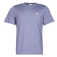 textil Herr T-shirts adidas Originals ESSENTIAL TEE Violett