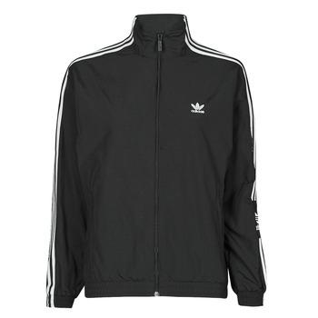 textil Dam Sweatjackets adidas Originals TRACK TOP Svart