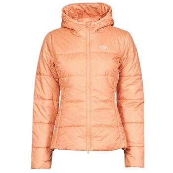 textil Dam Täckjackor adidas Originals SLIM JACKET Blush