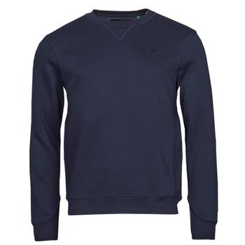 textil Herr Sweatshirts G-Star Raw PREMIUM CORE R SW LS Blå