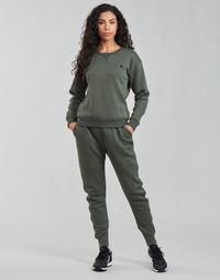 textil Dam Joggingbyxor G-Star Raw PREMIUM CORE 3D TAPERED SW PANT WMN Grå