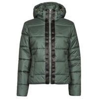 textil Dam Täckjackor G-Star Raw MEEFIC HDD PDD JACKET WMN Grå / Grön